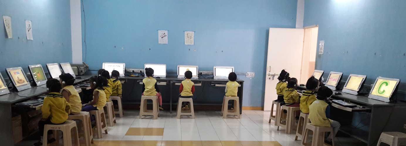 Computer Lab | Eklavya Public School Junagadh | Junagadh
