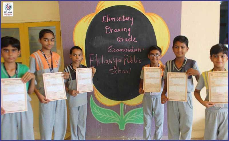 Little Kids Of Kids Kingdom Participated In Kids Club