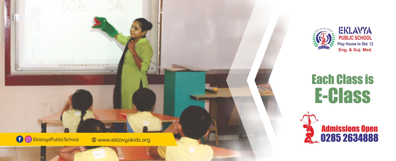 Eklavya Public School | English Medium School Junagadh