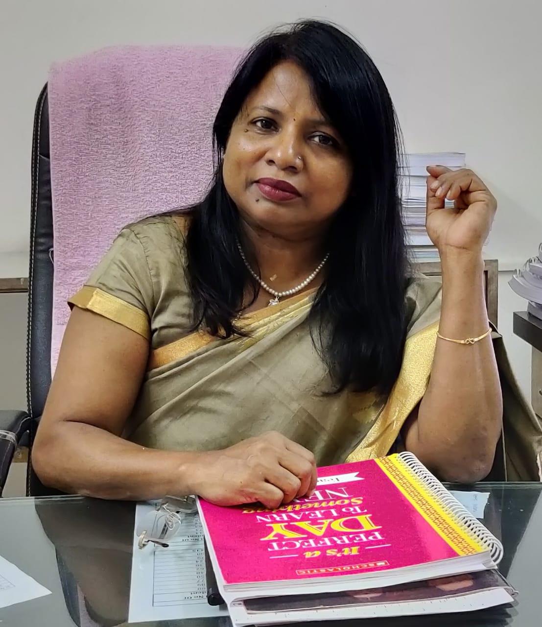 Mrs. Anjali Giri