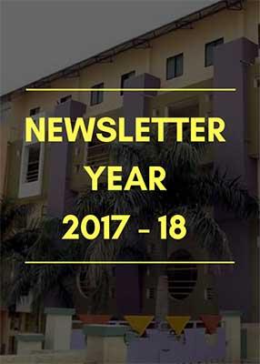Newsletter year 2017-18